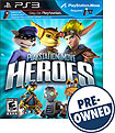 PlayStation Move Heroes - PRE-OWNED - PlayStation 3
