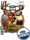 Cabela's Legendary Adventures - PRE-OWNED - Nintendo Wii