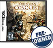The Lord of the Rings: Conquest - PRE-OWNED - Nintendo DS