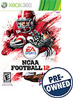 NCAA Football 12 - PRE-OWNED - Xbox 360