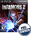 inFamous 2 - PRE-OWNED - PlayStation 3