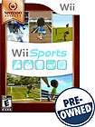 Nintendo Selects: Wii Sports - PRE-OWNED - Nintendo Wii