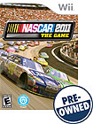NASCAR 2011: The Game - PRE-OWNED - Nintendo Wii