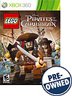 LEGO Pirates of the Caribbean: The Video Game - PRE-OWNED - Xbox 360