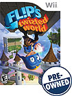 Flip's Twisted World - PRE-OWNED - Nintendo Wii