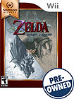 Nintendo Selects: The Legend of Zelda: Twilight Princess - PRE-OWNED - Nintendo Wii