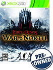 The Lord of the Rings: War in the North - PRE-OWNED - Xbox 360