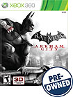 Batman: Arkham City - PRE-OWNED - Xbox 360