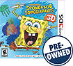 uDraw: SpongeBob SquigglePants - PRE-OWNED - Nintendo 3DS