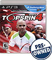 Top Spin 4 - PRE-OWNED - PlayStation 3