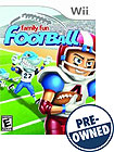 Family Fun Football - PRE-OWNED - Nintendo Wii