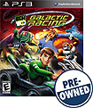 Ben 10 Galactic Racing - PRE-OWNED - PlayStation 3