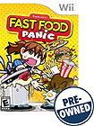 Fast Food Panic - PRE-OWNED - Nintendo Wii