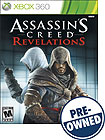 Assassin's Creed: Revelations - PRE-OWNED - Xbox 360