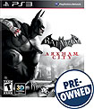 Batman: Arkham City - PRE-OWNED - PlayStation 3