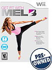 Get Fit with Mel B - PRE-OWNED - Nintendo Wii