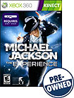 Michael Jackson: The Experience - PRE-OWNED - Xbox 360