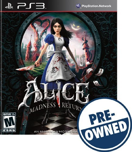Alice: Madness Returns - PRE-Owned - PlayStation 3
