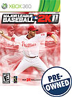 Major League Baseball 2K11 - PRE-OWNED - Xbox 360