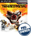 Twisted Metal - PRE-OWNED - PlayStation 3