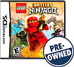 LEGO Battles: Ninjago - PRE-OWNED - Nintendo DS