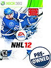 NHL 12 - PRE-OWNED - Xbox 360
