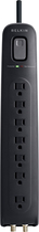 Belkin - 7-Outlet A/V Surge Protector