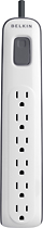 Belkin - 6-Outlet Surge Protector