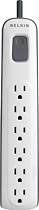 Belkin - Belkin 6-Outlet Surge Protector