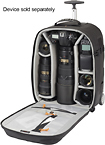 Lowepro - Pro Runner X450 All Weather (AW) Camera Roller Bag - Black
