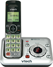 VTech - DECT 60 Expandable Cordless Phone with Digital Answering System
