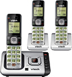 VTech - DECT 60 Expandable Cordless Phone System with Digital Answering System