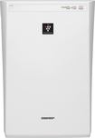 Sharp - 9997% HEPA Plasmacluster Air Purifier - White