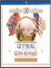GETTYSBURG & GODS & GENERALS (BOOKS, MAP, COIN) - Blu-ray Disc