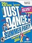 Just Dance: Summer Party Limited Edition (Wii) $11.99