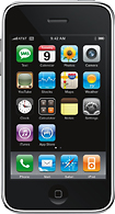 iPhone® Refurbished 3G (Unlocked) - Black