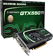 Buy Graphics Cards - EVGA GeForce GTX 550 Ti 2GB GDDR5 PCI Express 20 Graphics Card