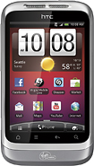 Virgin Mobile - HTC Wildfire S No-Contract Mobile Phone - Silver