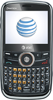 AT&T GoPhone - Pantech P7040P No-Contract Mobile Phone - Black