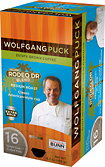 Wolfgang Puck Rodeo Dr Blend Single Cup Coffee Pods (18-Pack)