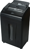Royal Sovereign - Auto Feed 75-Sheet Microcut Shredder - Black