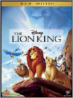 The Lion King - Widescreen Dubbed Subtitle AC3 - DVD