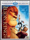 The Lion King - Blu-ray 3D