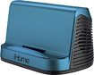 iHome - Portable Speaker System for Apple iPad, iPhone and iPod - Blue