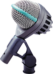 Buy Microphones  - AKG D112 Bass Dynamic Microphone - Dark Gray