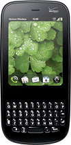Verizon Wireless Prepaid - Palm Pixi Plus No-Contract Mobile Phone - Black