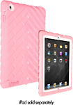 Gumdrop Cases - Drop Series Case for Apple iPad 2 - Pink/White