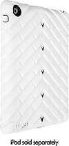 Gumdrop Cases - Drop Series Case for Apple iPad 2 - White/Black