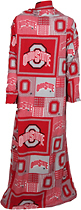 Fabrique Innovations - Ohio State Buckeyes Snuggie