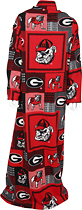 Fabrique Innovations - Georgia Bulldogs Snuggie